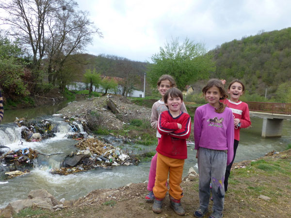 Kosovo villages wash facilities project