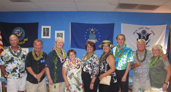 Rotary Club of Kona Sunrise 2016-17 Board of Directors